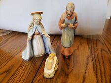 Vintage 1950s Hummel Nativity Holy Family with Full Bee mark