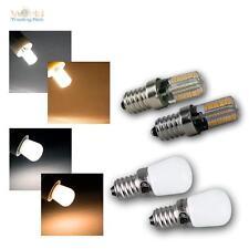 E14 Mini Leuchtmittel Kühlschranklampe, SMD LEDs Lühbirne Leuchte Strahler Birne