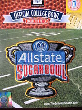 NCAA Official Allstate Sugar Bowl Patch 2010/11 Arkansas Ohio State
