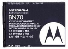 NEW OEM MOTOROLA BN70 Debut i856 Karma QA1 Hint QA30 Quantico W845 SNN5837A