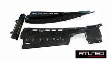 Ferrari F430 430 Carbon Fiber Engine Bay Panels 5 Piece Kit