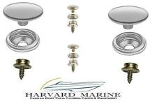 Searay Bayliner BOAT CANVAS STAINLESS STEEL SNAP CAP BUTTON SOCKET & STUD KIT