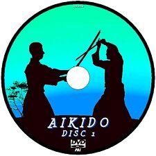 VOL 1 YOSHINKAN AIKIDO 2Hr VIDEO DVD BASIC EASY TO FOLLOW TRAINING TUTORIAL NEW