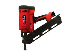 Gas Framing Nail Gun uses Paslode Gas canisters