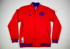 Los Angeles Clippers adidas Jacket Men's Red/Blue New Multiple Sizes