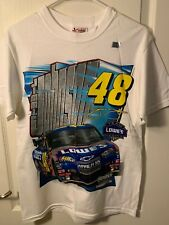 Jimmy Johnson Team Lowes Racing Nascar Shirt Chase Authentic'S Men's Small