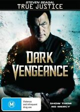 True Justice - Dark Vengeance (DVD, 2011)