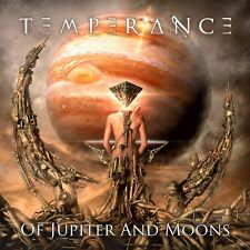 TEMPERANCE - Of Jupiter And Moons - CD DIGIPACK