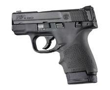 Hogue HANDALL S&W M&P Shield/Ruger LC9/EC9 Beavertail Grip Sleeve-Black-18400