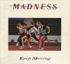 MADNESS - KEEP MOVING [DIGIPAK] NEW CD