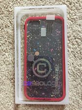 New! iPhone 5 Caselogic Phone Case Pink Black With Multi Colors