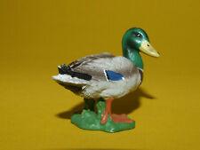 9) Schleich Schleichtier - Bird Vogel Duck Ente Stockente Erpel 13654
