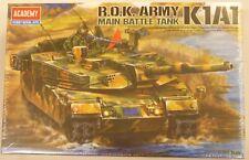 Academy 1/35 ROK Army K1A1 Main Battle Tank Model Kit 13215