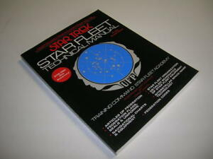 STAR (TREK) FLEET Technical Manual 25th Anniversary, 1986, Franz Joseph