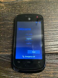 AT&T Avail 2 Z992 - 4GB - Black (AT&T) Smartphone