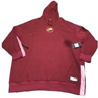 NEW Nike Women's Sportswear NSW Hoodie Dress AR2835 677 Size XXL $130