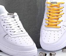 Elastische Schnürsenkel 5mm Schnellverschluss Schuhsenkel Gummifäden Weiß o Bunt