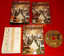 CIVILIZATION IV 4 Pc Versione Ufficiale Italiana ○ COMPLETO - FA