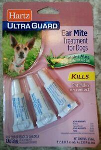 Hartz Ultra Guard Ear Mite Treatment for Dogs