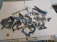 Yamaha 650 Vstar V Star Classic XVS 650 2000 00 misc parts lot motor mounts bolt