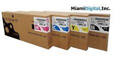 NORITSU D701/703/1005 Dry lab Ink set (4)H086075 H086076 H086077 H086078 exp2020