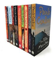 Paulo Coelho The Deluxe Collection 10 Books Box Set Pack Alchemist, Aleph, Zahir