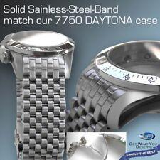 WATCH BAND, MATCH OUR  DAYTONA 7750 CASE 20 MM LUG SIZE/190 MM LENGTH