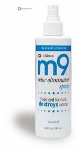 MCK Ostomy Appliance Deodorant M9 8 oz. Pump Spray Bottle, UnScented