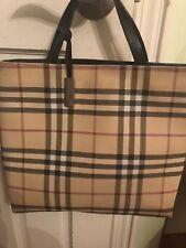 burberry nova check handbag