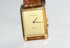 Maurice Guerdat * Swiss Quartz * Damen-Uhr DAU Armbanduhr Vergoldet Used * 10729