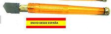 CORTA CRISTAL CORTAVIDRIO ESPEJOS CRISTALES LUBRICADO CON ACEITE PROFESIONAL