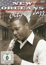 New Orleans - City of Jazz ( Doku / Biopic ) u.a Harald Battiste, Eddie Edwards