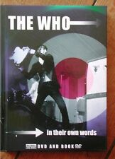 The Who - In their own words , book & dvd set