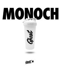 Ghost Shaker Of The Month March: Monochromatic White SOLD OUT!!!