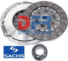 3000951097 Kit frizione SACHS SMART FORTWO Coupé (451) 0.8 CDi (451.300)