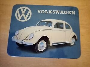 VW Volkswagen Jigsaw Puzzle in a Tin