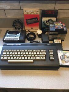Commodore 16 + Games