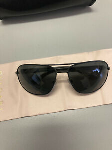 BVLGARI 5028  Sunglasses 128/87 64-15-125 Black