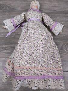 """Vintage Porcelain Doll 17"""" Olive Brunson"""