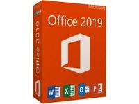 Microsoft Office 2019 Home und Business MAC