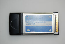 AirLink 101 32 bit 802.11 108Mbps CardBus WiFi card for notebooks