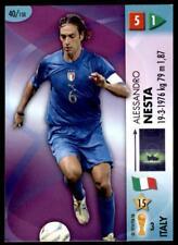 Panini GOAAAL! World Cup 2006 - Italy Nesta No.40