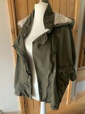 Superdry Cropped Regiment Army Jacket