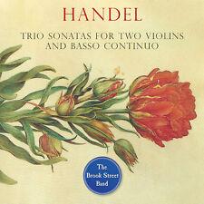 Handel / Brook Street Band - Trio Sonatas [New CD] Jewel Case Packaging
