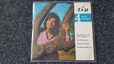 4 grosse Schlager 7'' EP Tip [Alexander Gordan/ Belinda Uhl/ Peter Kalman]