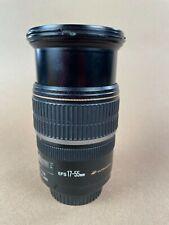 Canon EF-S 17-55mm f/2.8 AF IS USM Lens