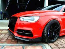 Carbon Front Becquet Lèvre Front Lèvre pour Audi a3 s3 8 V berline 13-16