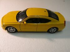 Welly Yellow Dodge Charger Daytona R/T 1:24 Scale Diecast dc2625