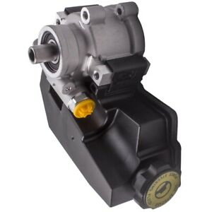 Power Steering Pump w/ Reservoir For Jeep Cherokee Wrangler TJ 4.0L OHV 96-03