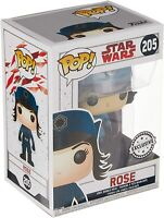 Star Wars: The Last Jedi - Rose in Disguise POP Vinyl Figure (205) (exclusive)